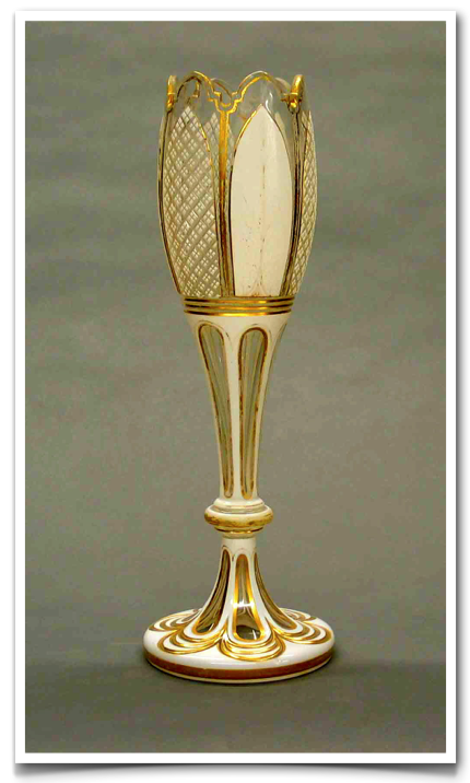 Lobmeyr Glass Vase