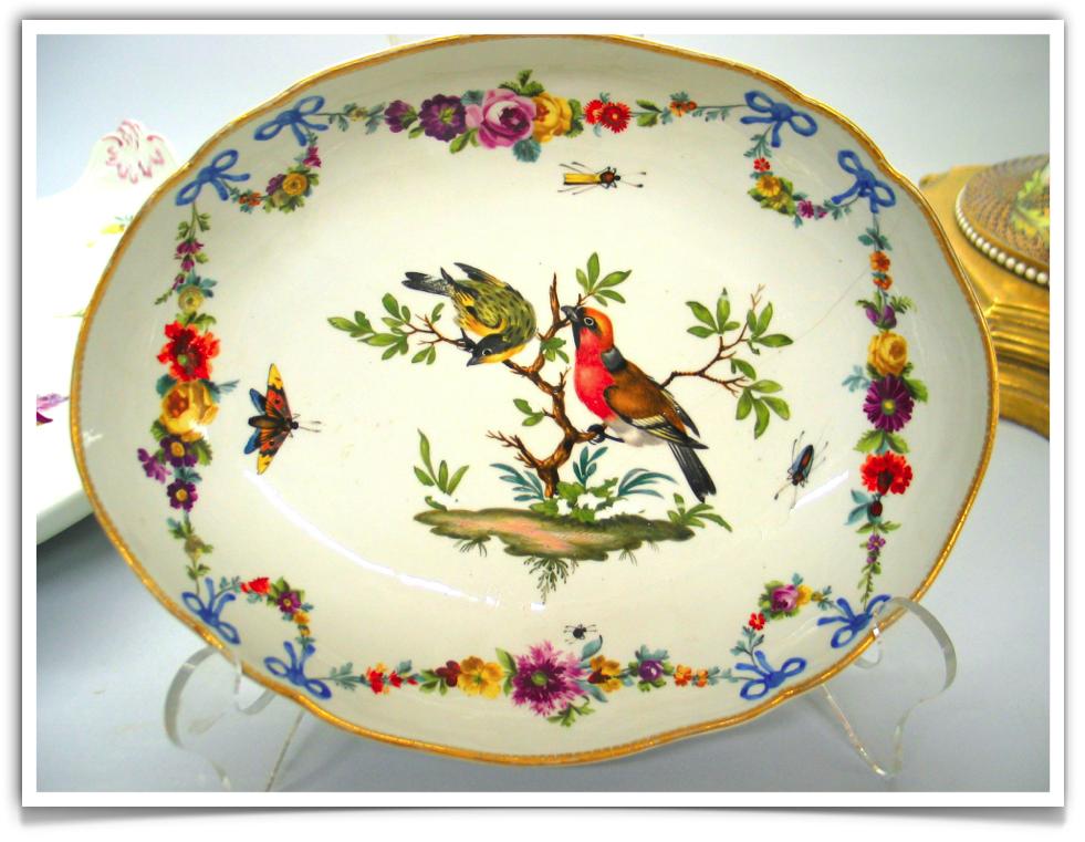 Meissen Porcelain, ca. 1780