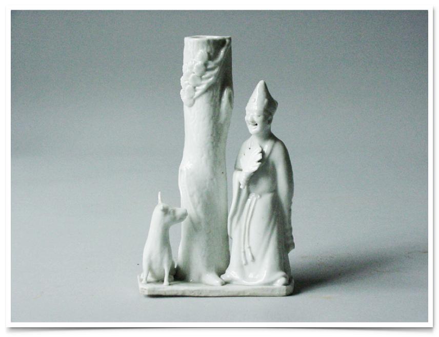 Ming Dynasty Blanc de Chine