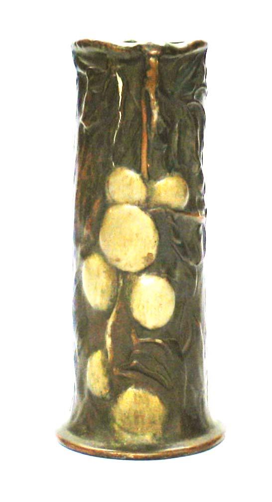Tiffany Enamel Vase