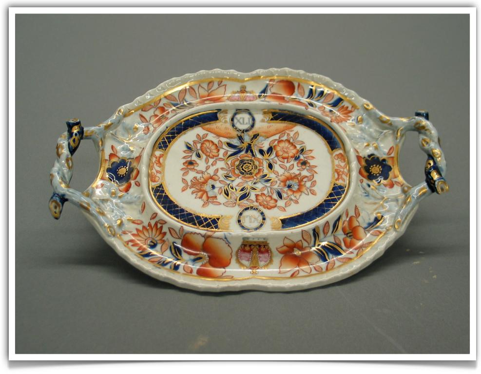 Worcester Porcelain Imari