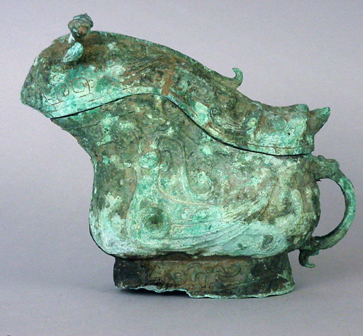 Ancient Chinese Bronze Vessel_2