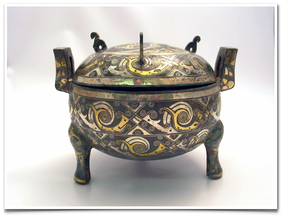 Ancient Chinese Bronze_16