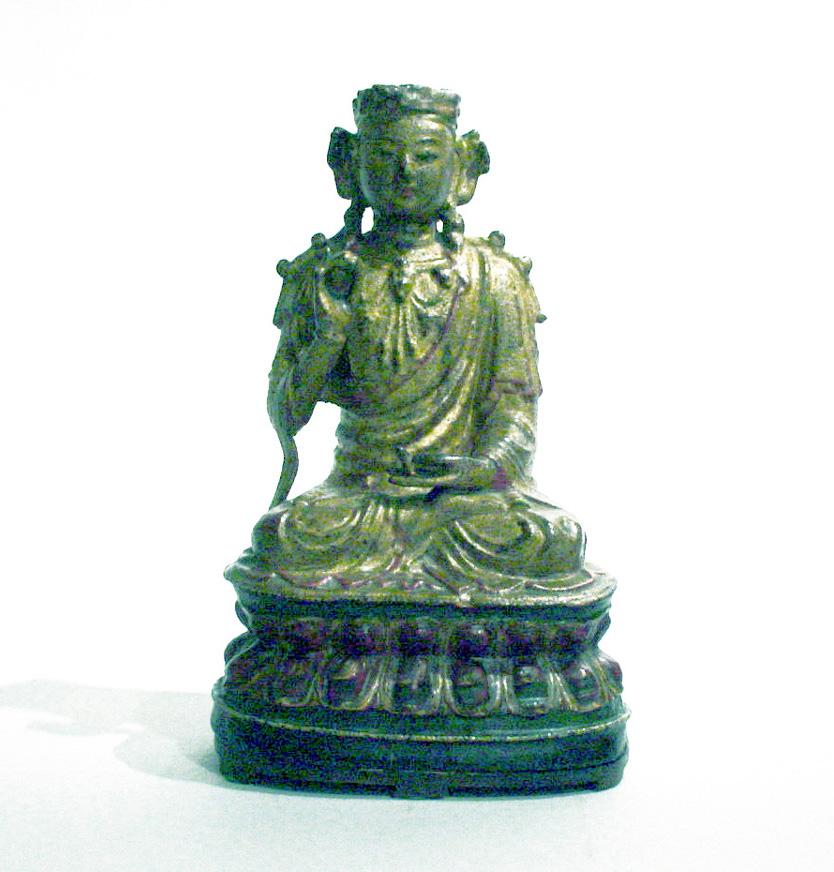 BUDDAH SEATED ( BRONZE )