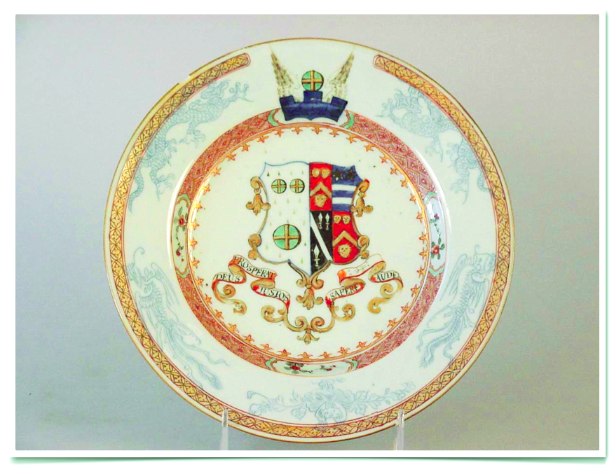 Chinese Export Armorial