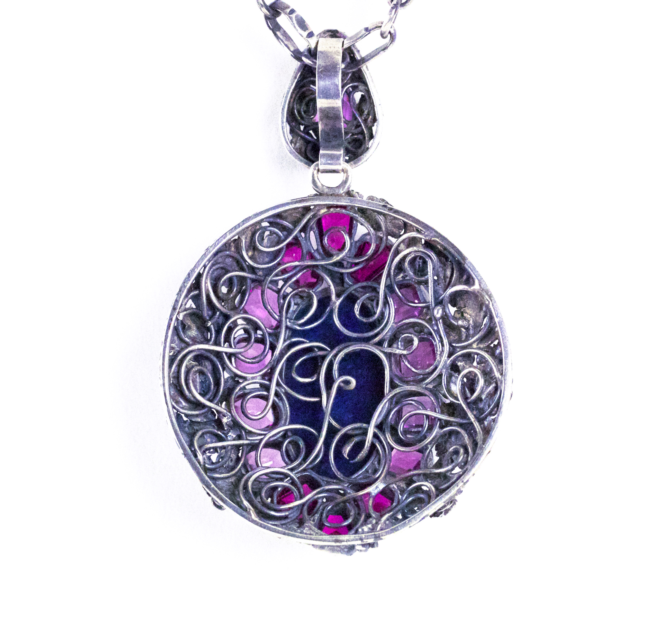Costume Jewelry Pendant
