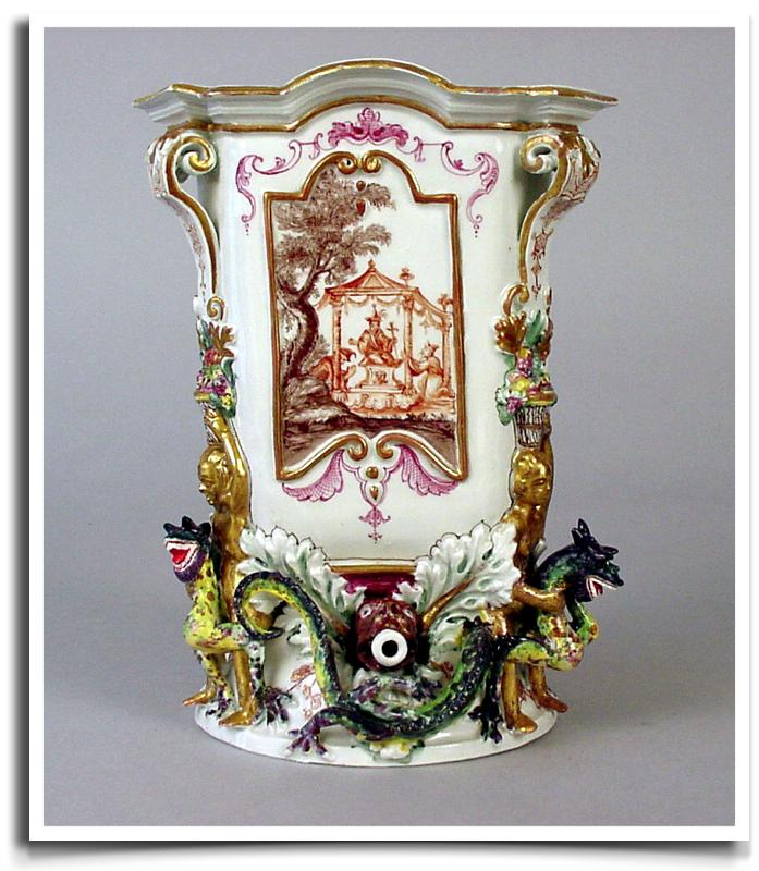 DuPaquier Porcelain Factory