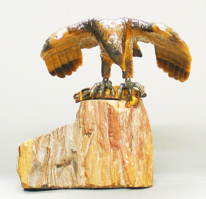 Gemstone Carving by George O. Wild