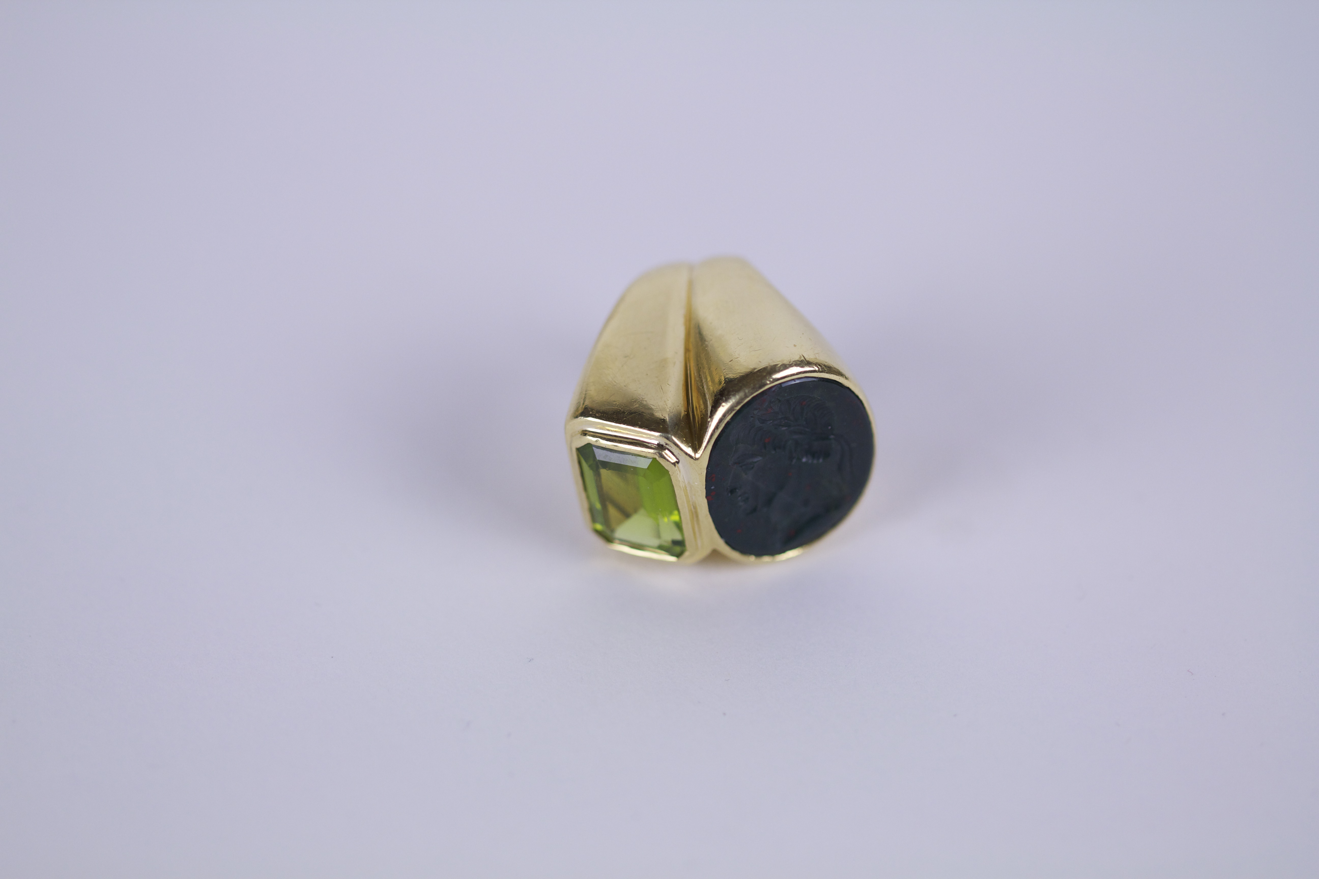 Gold Ring. Jewelry Repair and Restoration.