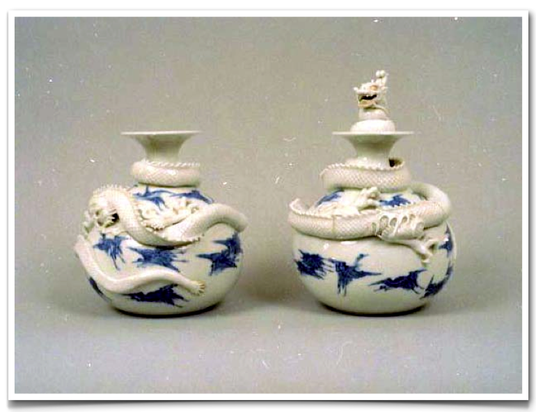 HIRADO PORCELAIN OF JAPAN