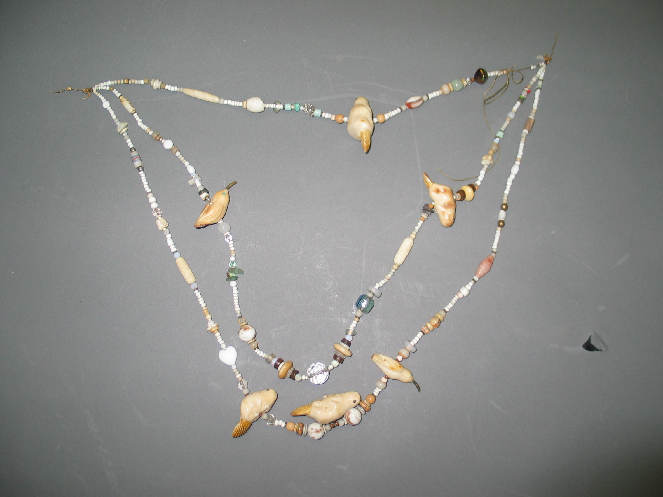 Native American Neckless. Jewelry Repair and Restoration