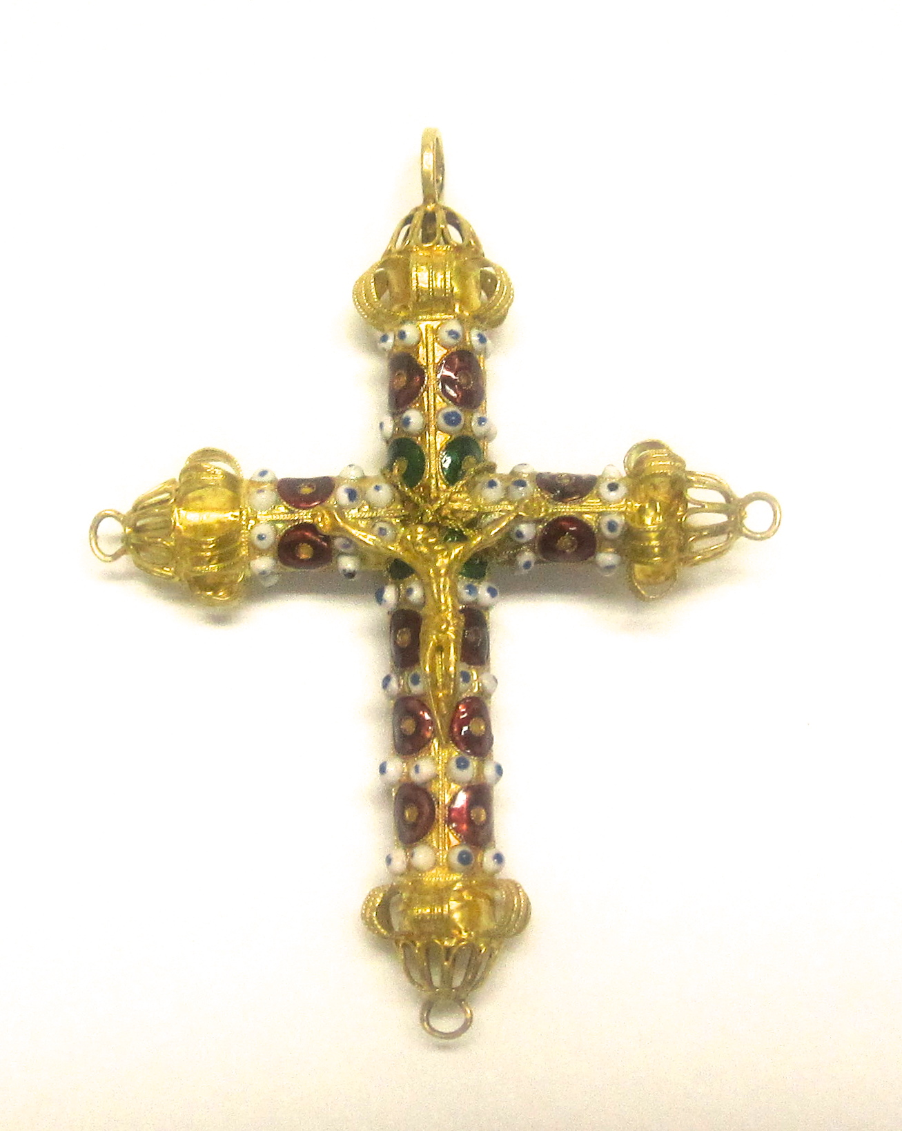 Renaissance Cross. Jewelry Repair and Restoration