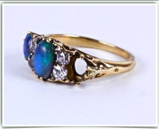 Ring. Jewelry Repair and Restoration