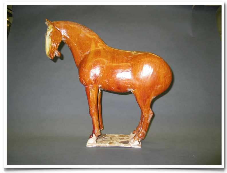 Tang Dynasty Horse (AD 618-907)