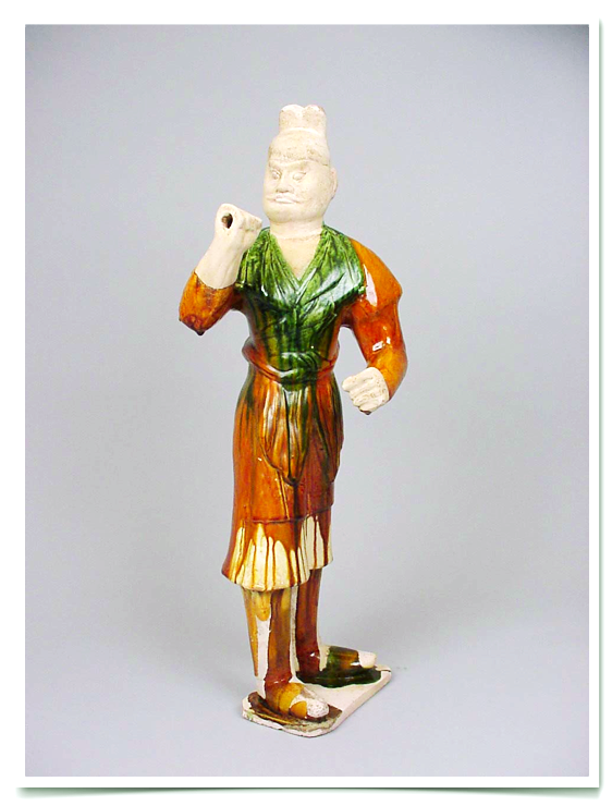 Tang Dynasty Figure (AD 618-907)
