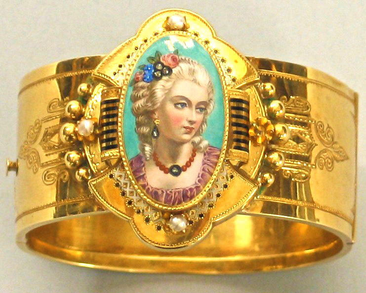 Victorian Bracelet. Jewelry Repair and Restoration.