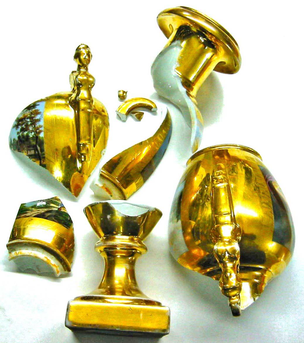 Restoration and Conservation of Porcelain